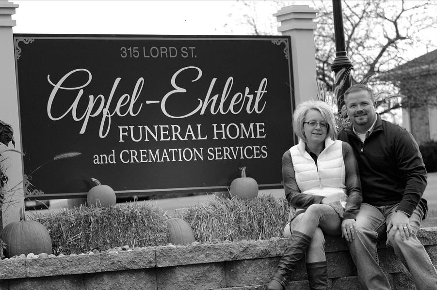 Apfel Ehlert Funeral Home Edgerton Wi